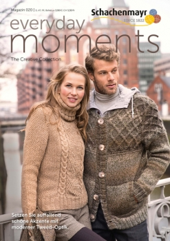 Schachenmayr Magazin 020 - Everyday Moments