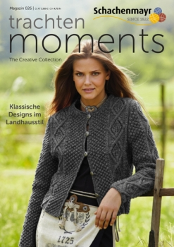 Schachenmayr Magazin 026 - Trachten Moments