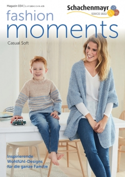 Schachenmayr Magazin 034 - Fashion Moments
