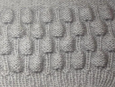 "Strickanleitung Longjacke ""Bubble - Chic"""