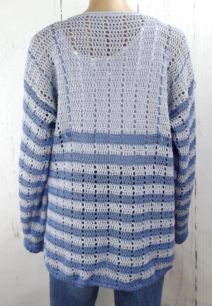 Herbys-Trendartikel - Häkelanleitung Pullover